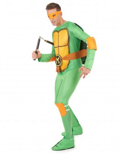 Déguisement Michelangelo Tortues Ninja™ adulte-1