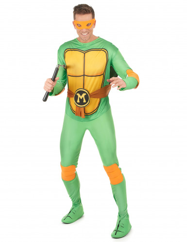 Déguisement Michelangelo Tortues Ninja™ adulte