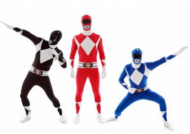 Déguisement de groupe Morphsuits™ Power Rangers™