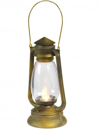 Lampe à huile