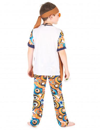 Déguisement hippie garçon-2