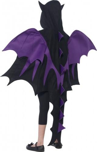 Déguisement créature chauve-souris enfant Halloween : Deguise-toi ...