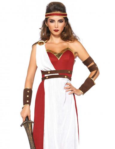 Déguisement guerrière romaine  femme-1