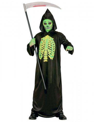 Déguisement squelette éventré enfant Halloween