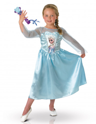 Pack Déguisement + Micro Elsa La Reine des Neiges™