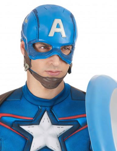 Masque adulte 2 pieces captain america movie 2 - Masque de captain america ...