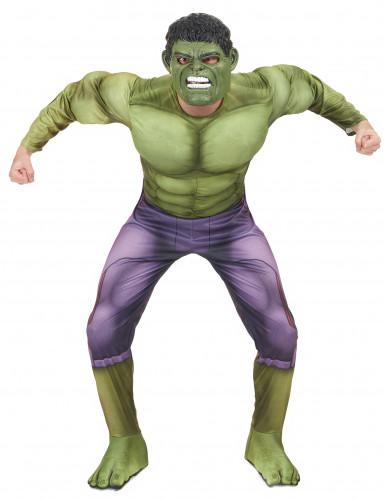 Déguisement adulte luxe Hulk™ movie 2