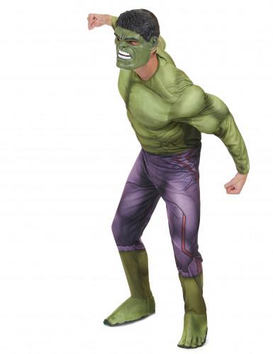Déguisement adulte luxe Hulk™ movie 2-1