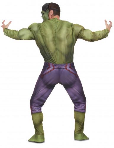 Déguisement adulte luxe Hulk™ movie 2-2