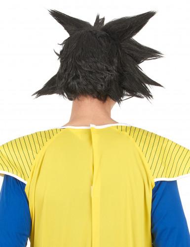 Perruque noire manga femme-1