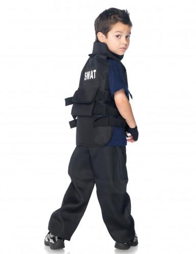 déguisement garçon swat