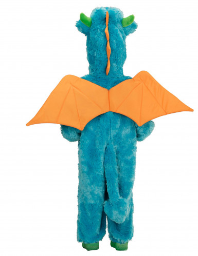 Déguisement dragon bleu enfant-1