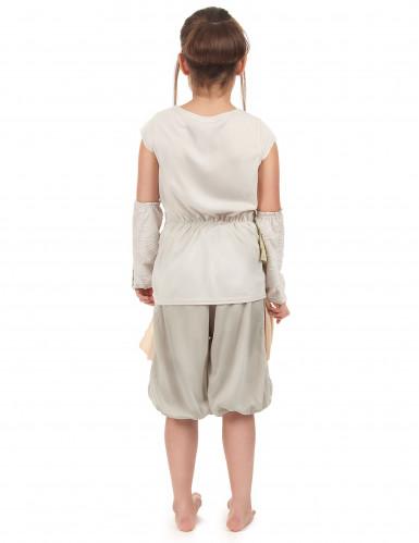 Déguisement luxe Rey pour fille - Star Wars VII™-2