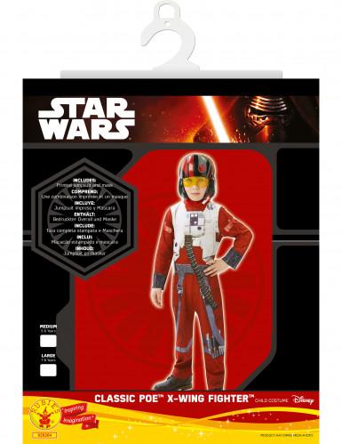 Déguisement enfant classique Poe X-Wing fighter - Star Wars VII™-1