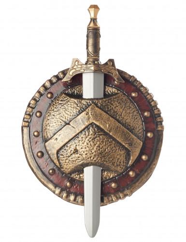 Bouclier et Epée Spartiate