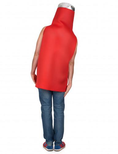 Déguisement ketchup Adulte-2