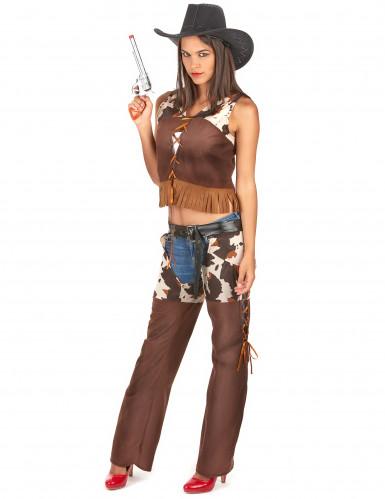 Déguisement cowgirl Femme-1