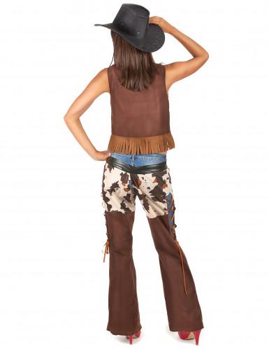 Déguisement cowgirl Femme-2