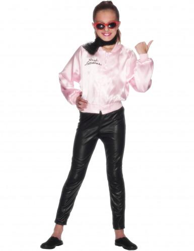 Veste rose Grease™ fille