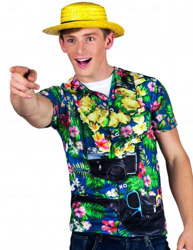 T-Shirt Hawaii-Hemd L 513DT119