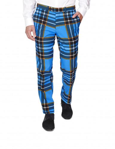 Costume Mr. Tartan bleu écossais homme Opposuits™-2