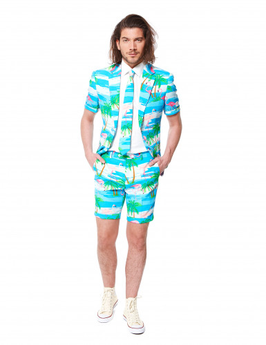 Costume d'été Mr. Flamingo homme Opposuits™