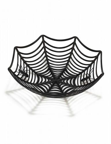 Saladier toile d 39 araign e 27 cm halloween deguise toi for Toile d araignee decoration