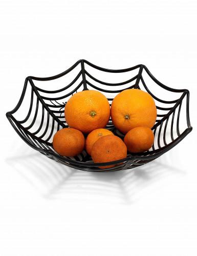 saladier toile d 39 araign e 27 cm halloween deguise toi. Black Bedroom Furniture Sets. Home Design Ideas
