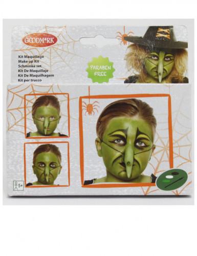 Kit maquillage sorcière enfant Halloween