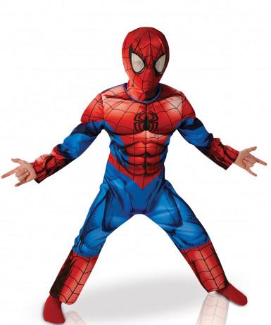 Déguisement luxe Ultimate Spider-Man™ enfant - Nouveau modèle