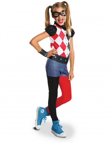 Déguisement classique fille Harley Quinn™ - Superhero Girls™