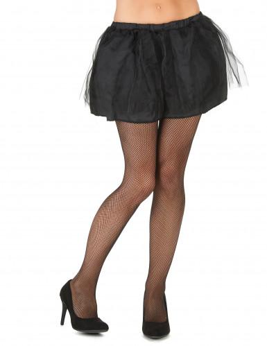 tutu noir avec jupon opaque femme deguise toi achat de accessoires. Black Bedroom Furniture Sets. Home Design Ideas