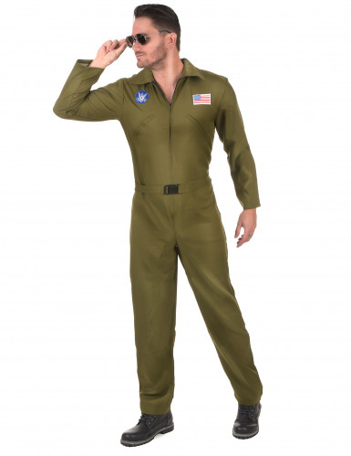 Déguisement de pilote d'avion -1