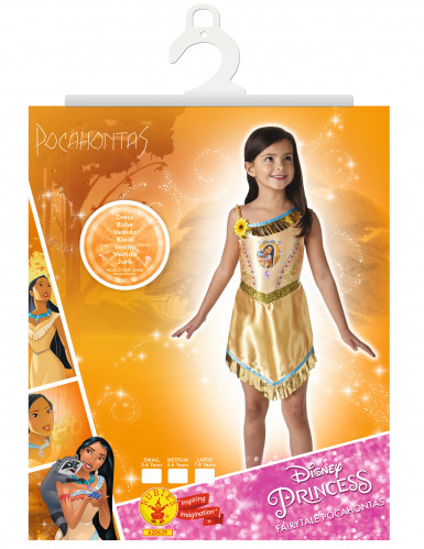 Déguisement classique Fairy tale Pocahontas™-1