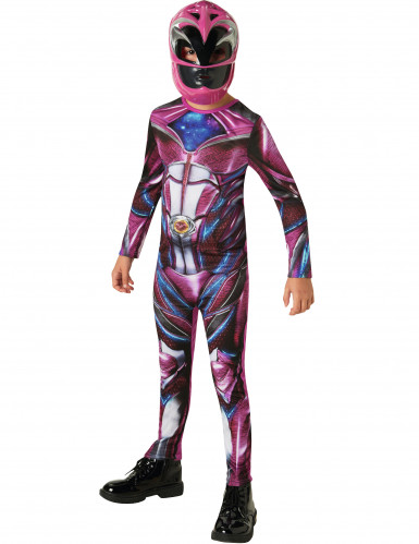 Déguisement Power Rangers™ Rose - Film-1