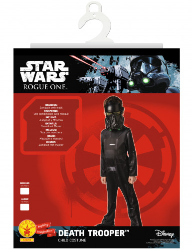Déguisement classique Death trooper™ enfant - Star Wars Rogue One™-1