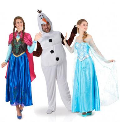 Déguisement de groupe Frozen™