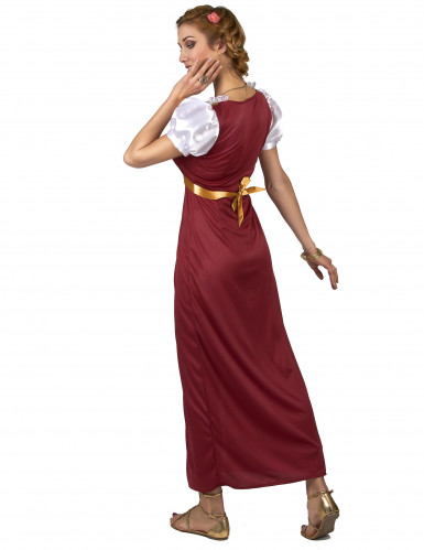 Déguisement princesse Guenièvre médiévale femme-2
