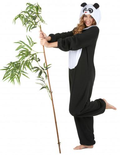 Déguisement panda femme-1