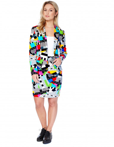 Costume Mrs. Technicolor femme Opposuits™