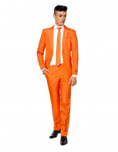 Costume Mr. Solid orange homme Suitmeister™