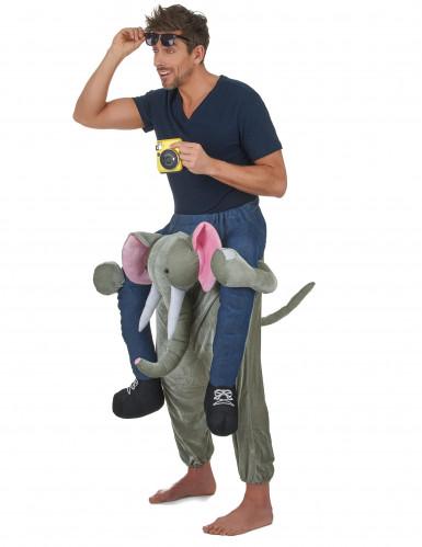 Déguisement homme à dos d'éléphant adulte-1