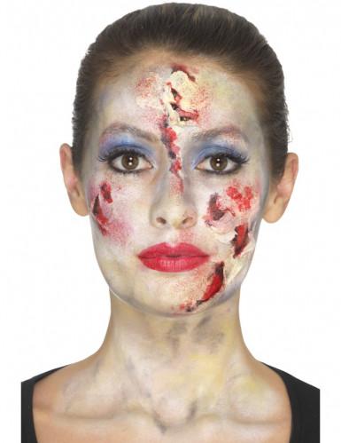 Kit maquillage princesse zombie femme Halloween-2