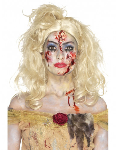 Kit maquillage princesse zombie femme Halloween