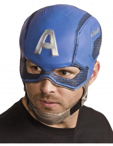 Casque Captain America™ Avengers™ adulte