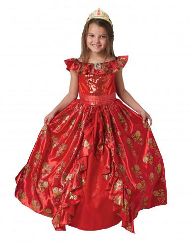 Déguisement robe de bal Elena d'Avalor™ fille