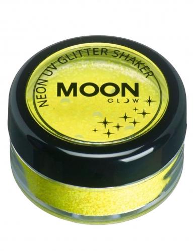 Poudre scintillante UV jaune 5 g Moonglow ©