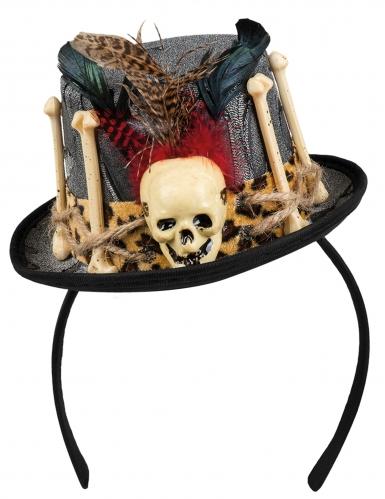 Mini chapeau maître vaudou adulte