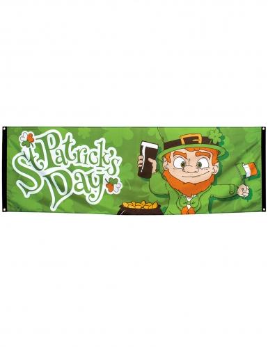 Bannière Saint Patrick's day 74 X 220 cm