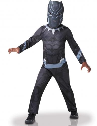 Déguisement classique Black Panther Avengers Assemble ™ enfant